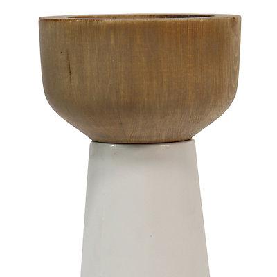 Stratton Home Decor Pillar Candleholder 2-piece Set