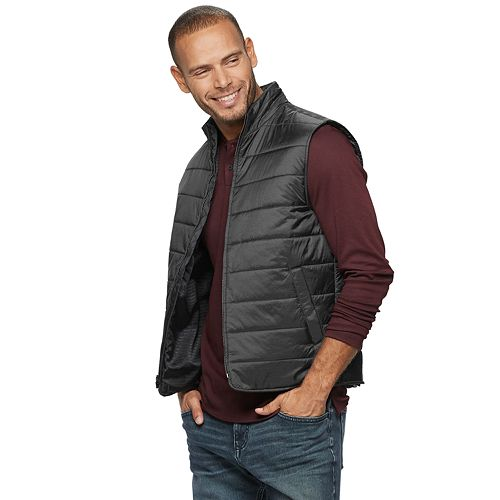 Men's Marc Anthony Lightweight Puffer Vest