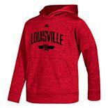 Boys 8-20 adidas Louisville Cardinals Amplifier Hoodie