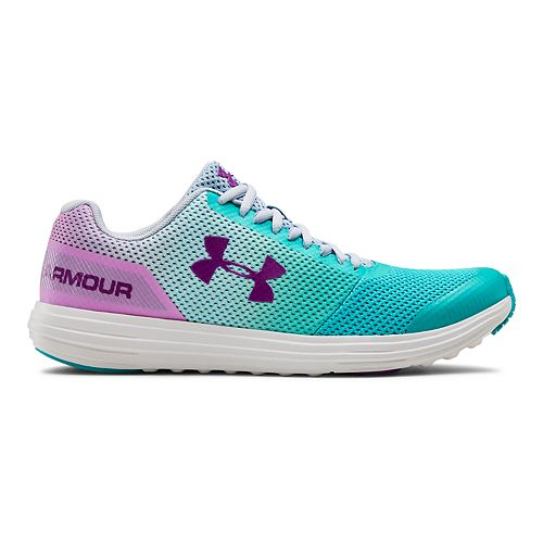 Under Armour Surge RN Prism Grade School Girls' Sneakers