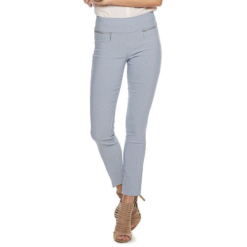 Juniors' Candies Zip Pocket Skinny Pants