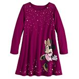 Disney's Minnie Mouse Girls 4-12 Swing Dress by Jumping Beans®