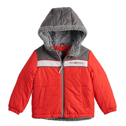 Toddler Boy ZeroXposur Transitional Jacket