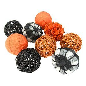 Celebrate Halloween Together Halloween Vase Fillers - Set of 9