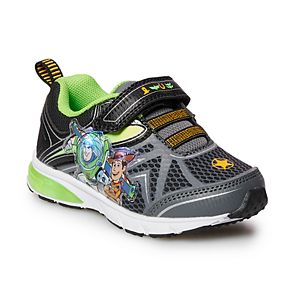 Disney / Pixar Toy Story Woody & Buzz Lightyear Toddler Boys' Light Up Shoes