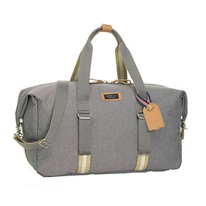 Storksak Lightweight Duffle Bag - Navy