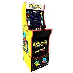 Pac-Man Home Arcade with Riser