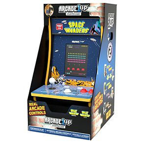 Arcade 1 Up Space Invaders CounterCade