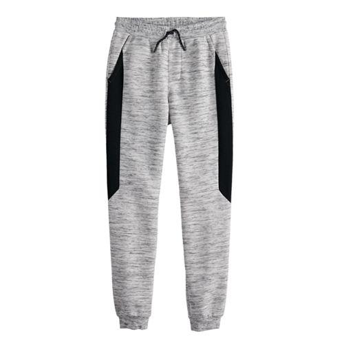 Boys 8-20 Urban Pipeline™ Side Stripe Fleece Jogger Pants in Regular & Husky