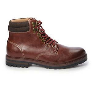 SONOMA Goods for Life® Paxton Men's Waterproof Ankle Boots