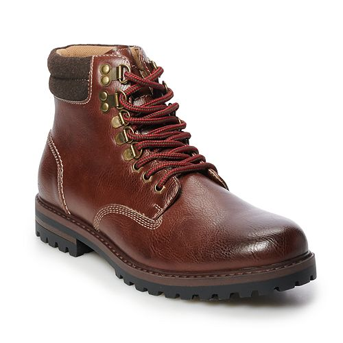 SONOMA Goods for Life™ Paxton Men's Waterproof Ankle Boots