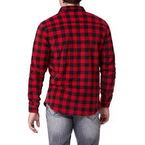 Big & Tall Unionbay Olympus Microfleece Shirt