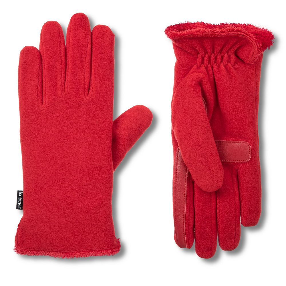 Women's isotoner smartDRI Fleece Gloves with Side Vents