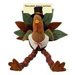 Plush Turkey Photo Clip