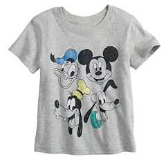 Disney's Mickey Mouse Toddler Boy Friends Jersey Graphic Tee by Jumping Beans®