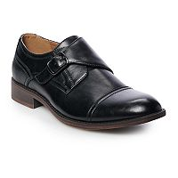 Deals on Apt. 9 Mens Maxwell Monk Strap Dress Shoes