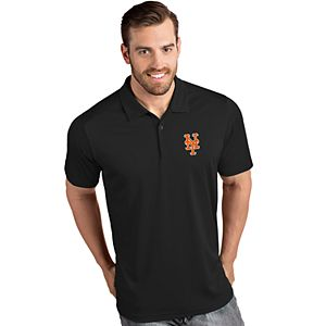 Mens MLB New York Mets Antigua Men's Tribute Polo