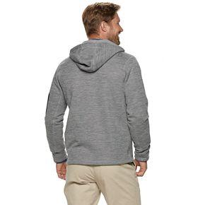 Men's Hi-Tec Honeycomb Fleece Full Zip Hood