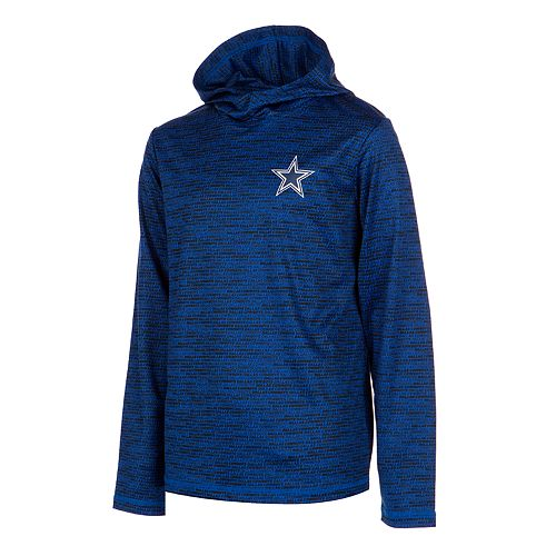 reputable site 1266a 535ab Boys 8-20 NFL Dallas Cowboys Hooded Tee