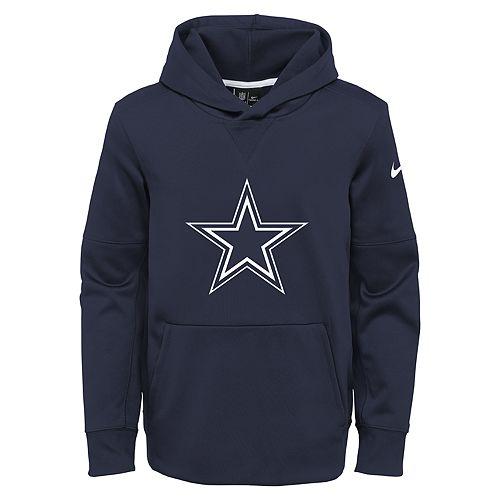 Boys 8-20 Nike Dallas Cowboys Logo Hoodie