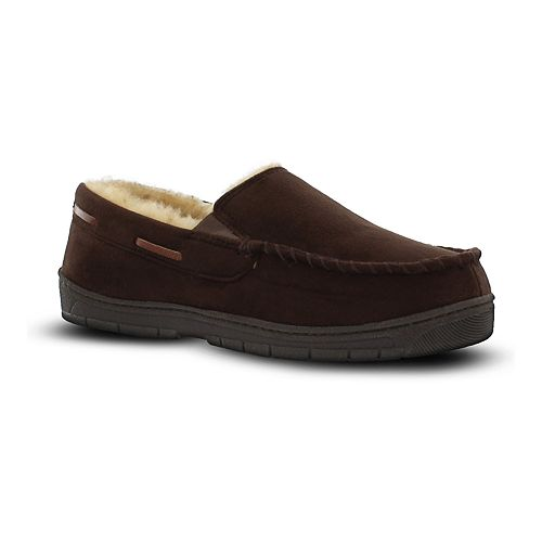 Men's Van Heusen Luxury Venetian Moccasin Slippers