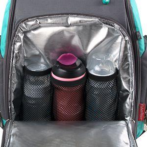 Fisher-Price Kaden Diaper Bag Backpack