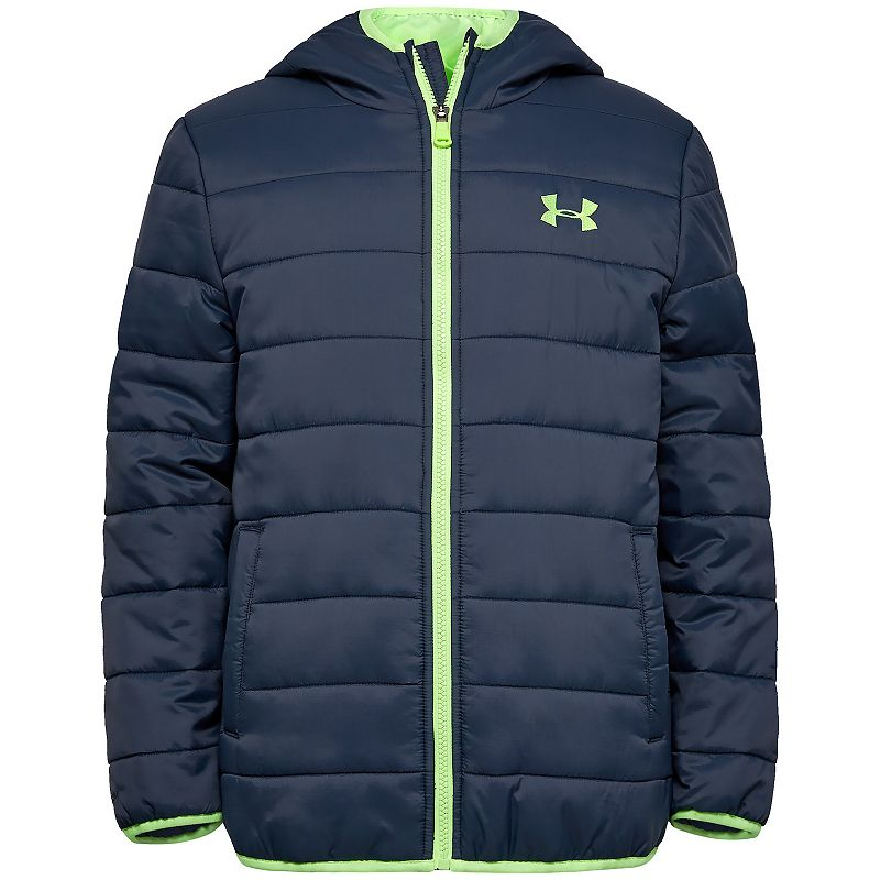Under Armour Boys' Toddler Pronto Puffer Jacket Now $39.99 (Was $70.00)