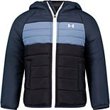 Toddler Boy Under Armour Pronto Colorblock Puffer