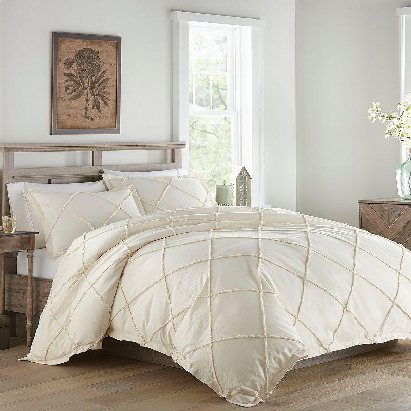 Stone Cottage Thea Comforter, Beig/Green, Full/Queen