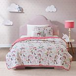 Mi Zone Kids Katie Reversible Coverlet Set