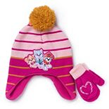 Toddler Girl PAW Patrol Cold Weather Set