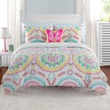 Beautiful Butterfly Comforter Set