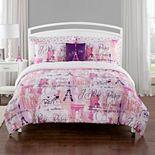 City Of Lights Comforter Set