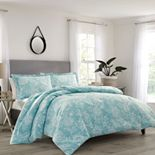 Relax by Tommy Bahama Jacobean Duvet Cover Set, Full/Queen