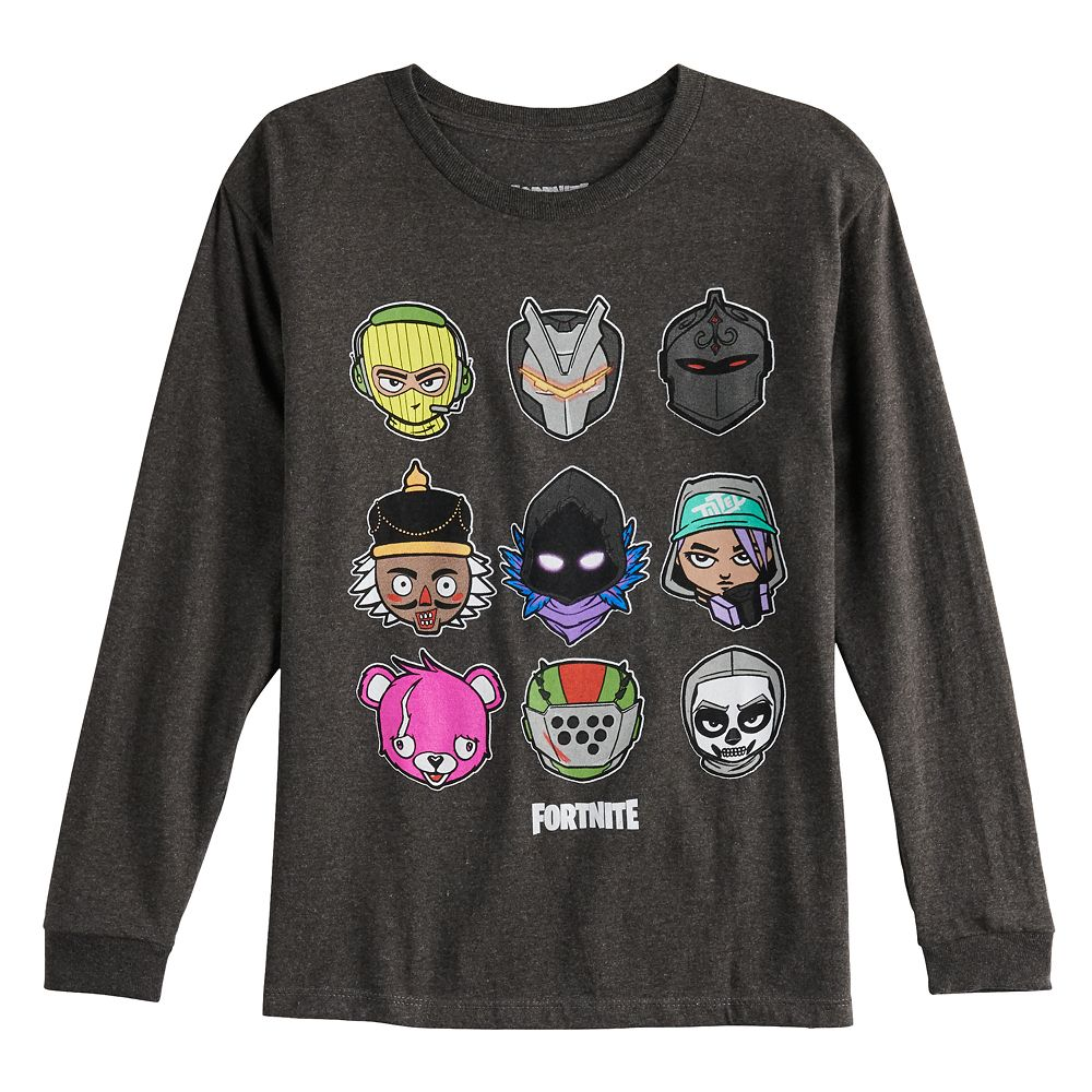Boys 8-20 Fortnite Character Tee