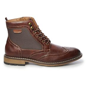 SONOMA Goods for Life? Amos Men's Wingtip Ankle Boots
