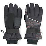 Boys 4-20 Tek Gear® Ski Gloves