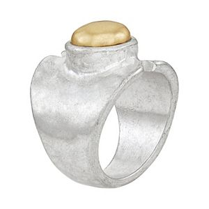 Bella Uno Two-Tone Ring