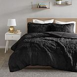 Intelligent Design Leena Shaggy Comforter Set