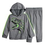 Toddler Boy Jumping Beans® Pullover Hoodie & Pants Set