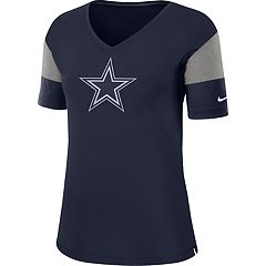 33daae47387 Women's Nike Dallas Cowboys Breathe Tee