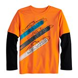 Boys 4-12 Jumping Beans® Fast Cars Graphic Tee
