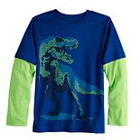 Boys 4-12 Jumping Beans® Dinosaur Roar Graphic Tee