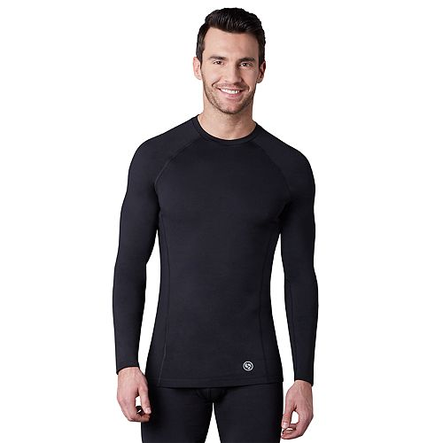 Men's Climatesmart® by Cuddl Duds Heavy Weight ArctiCore Performance Base Layer Crew