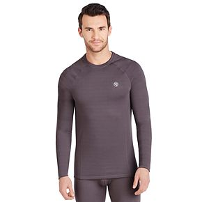 Men's Climatesmart by Cuddl Duds Heavy Weight X Fleece Performance Base Layer Crew