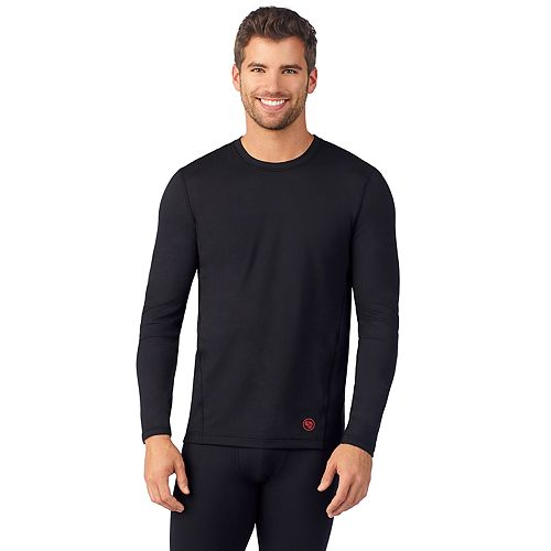 Men's Climatesmart® by Cuddl Duds Heavyweight Far Infrared Performance Base Layer Crew