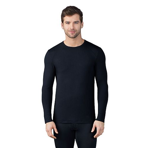 Men's Climatesmart® by Cuddl Duds Lightweight ModalCore Performance Base Layer Crew