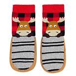 Baby / Toddler Boy Jumping Beans® Moose Slipper Socks