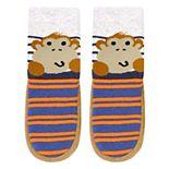 Baby / Toddler Boy Jumping Beans® Monkey Slipper Socks