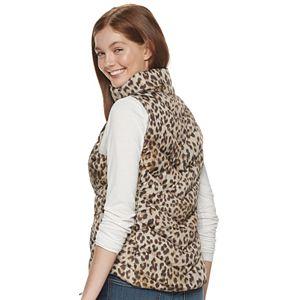 Juniors' SO Puffer Vest